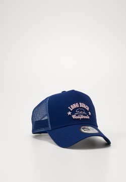 New Era - LONG BEACH TRUCKER  - Lippalakki - indigo