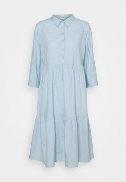 JDY - JDYULLE DRESS  - Vestido camisero - cashmere blue