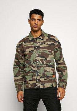Tigha - SINDRO - Summer jacket - khaki