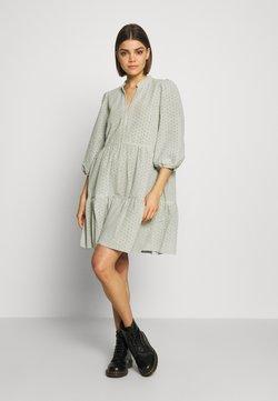 YAS - YASMYNTE 3/4 DRESS - Korte jurk - spray