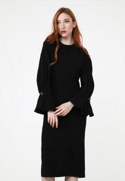 Madam-T - KAZIMIRA - Etui-jurk - schwarz