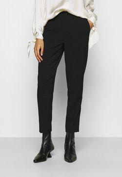 Anna Field - BASIC BUSSINESS PANTS  - Spodnie materiałowe - black