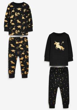 Next - 2 PACK UNICORN - Pijama - multi-coloured