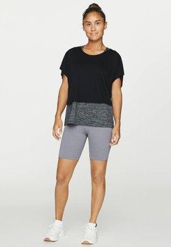 OYSHO - T-Shirt print - black