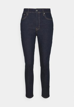 Lauren Ralph Lauren - 5 POCKET - Jeansy Skinny Fit - rinse wash