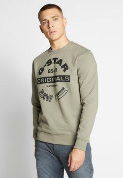 G-Star - ORIGINALS LOGO - Sweatshirt - shamrock