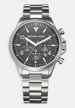 Michael Kors - GAGE - Montre à aiguilles - silver-coloured
