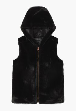 Guess - JUNIOR ECO HOODED  - Smanicato - jet black