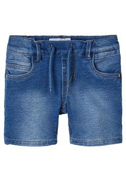 Name it - Shorts di jeans - medium blue denim