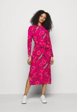 Lauren Ralph Lauren - DRESS - Blusenkleid - nouveau bright