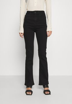 New Look - Jeans bootcut - black
