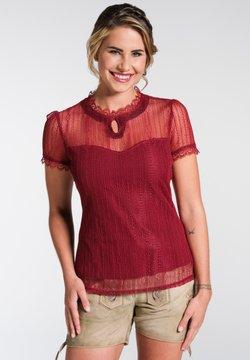 Spieth & Wensky - Bluse - red