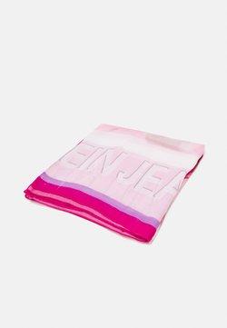 Calvin Klein Jeans - MARBLE SCARF - Chusta - pink
