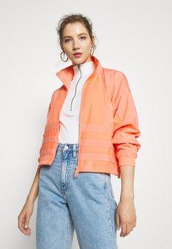 adidas Originals - LOGO - Träningsjacka - orange