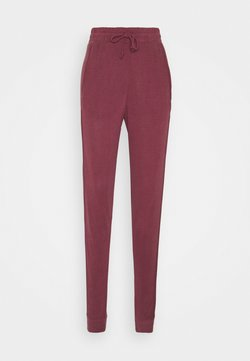 Free People - BACK INTO IT  - Pantalones deportivos - merlot