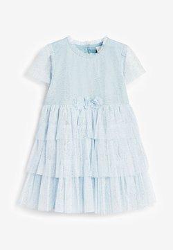 Next - Freizeitkleid - light blue