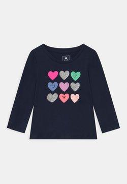 GAP - TODDLER GIRL - Pitkähihainen paita - dark blue