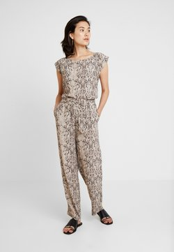 Esprit Collection - RELAXED - Jumpsuit - taupe