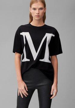 Marc O'Polo - T-Shirt print - black