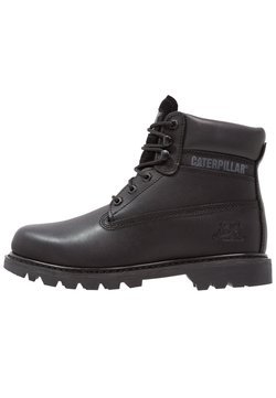 Cat Footwear - COLORADO - Schnürstiefelette - all black