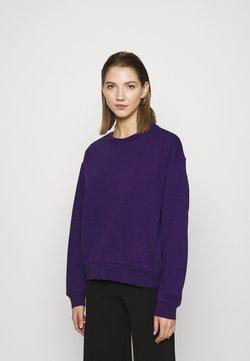 Weekday - HUGE CROPPED - Bluza - purple