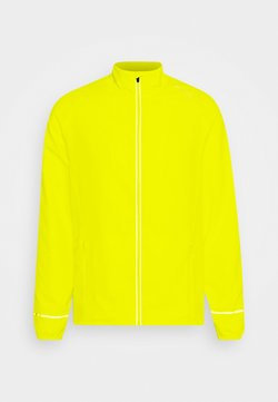 Endurance - LESSEND JACKET - Chaqueta de deporte - safety yello