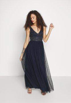 Lace & Beads Petite - MUMULAN MAXI - Ballkleid - navy