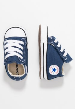 Converse - CHUCK TAYLOR ALL STAR CRIBSTER MID - Krabbelschuh - navy/natural ivory/white
