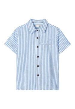 Name it - HEMD KURZÄRMELIGES BAUMWOLL - Camisa - bright white