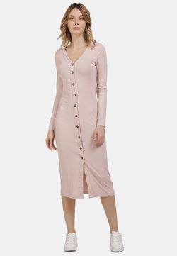usha - STRICKKLEID - Shift dress - rosa