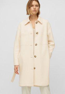 Marc O'Polo - BOILED  - Klasyczny płaszcz - natural white