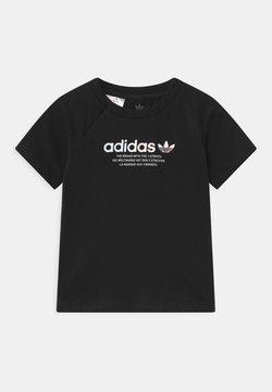adidas Originals - UNISEX - T-shirt print - black