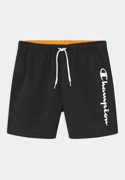 Champion - BERMUDA - Zwemshorts - black