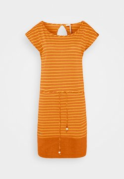 Ragwear - Jersey dress - cinnamon