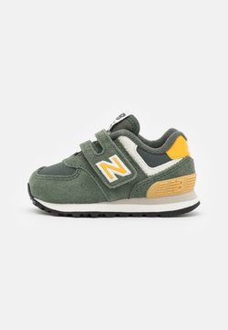New Balance - IV574MP2 - Matalavartiset tennarit - green