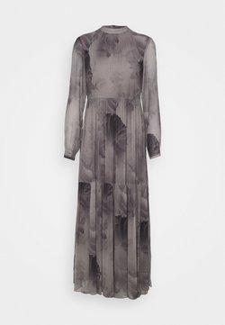 AllSaints - CAYA DRESS - Vestido largo - mink grey