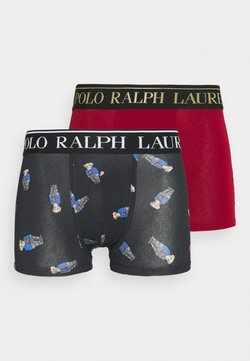 Polo Ralph Lauren - 2 PACK - Shorty - holiday red
