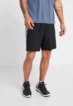 adidas Performance - RUN IT SHORT - kurze Sporthose - black
