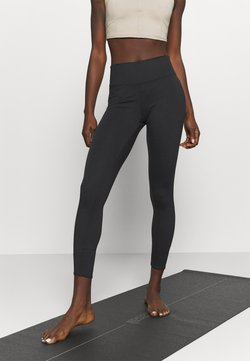 Etam - LUCIANA 7/8 - Tights - noir