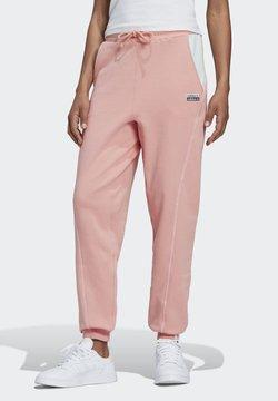 adidas Originals - R.Y.V. JOGGERS - Jogginghose - pink