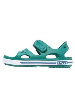 Crocs - Badslippers - deep green/prep blue