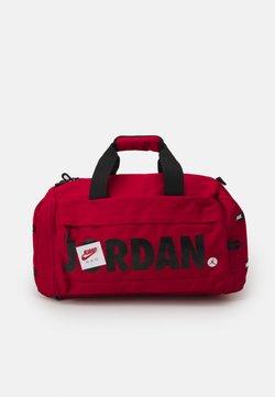 Jordan - JUMPMAN CLASSICS DUFFLE BAG - Sporttasche - gym red