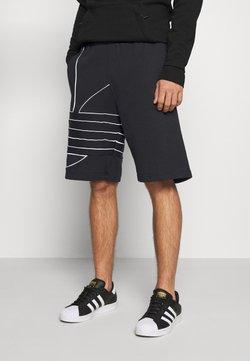 adidas Originals - OUT  - Shorts - black/white