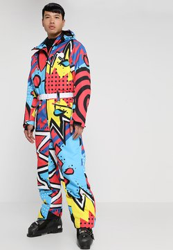 OOSC - FRESH PRINCE - Pantalon de ski - multi-coloured