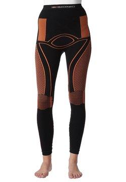X Bionic - ENERGY ACCUMULATOR PANTS LONG - Unterhose lang - black/orange