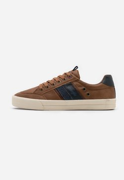 Wrangler - PACIFIC CITY - Sneaker low - cognac
