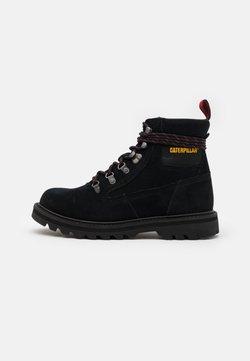 Cat Footwear - GRAVITON - Schnürstiefelette - black