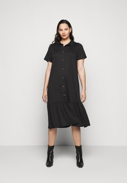 Zizzi - MEMILIA DRESS - Maxikjoler - black