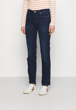 Marks & Spencer London - SIENNA - Vaqueros rectos - blue denim