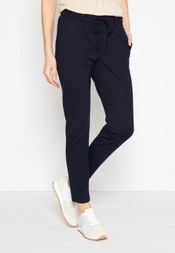 TOM TAILOR - PANTS ANKLE - Jogginghose - real navy blue